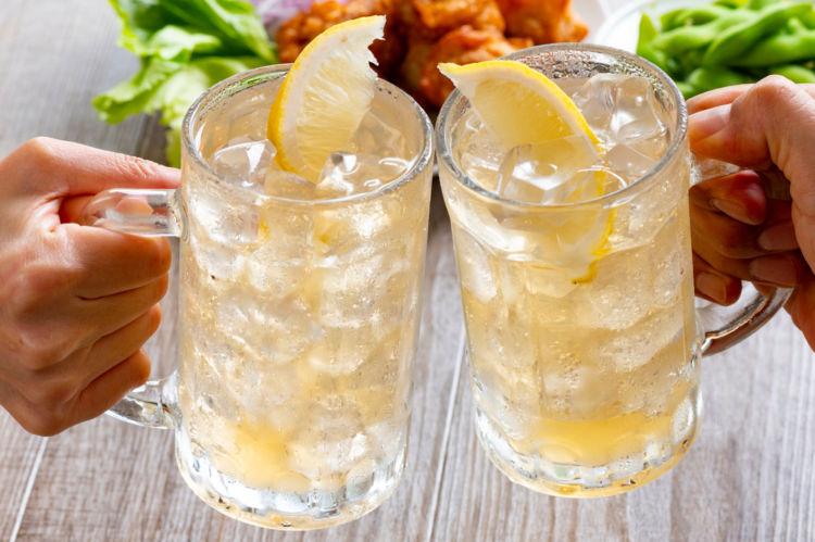 ウイスキーのサイダー割りは初心者でも飲みやすいってほんと?