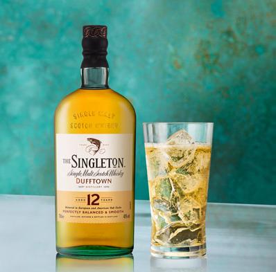 「シングルトン」は複数の蒸溜所で造られているシングルモルトウイスキー