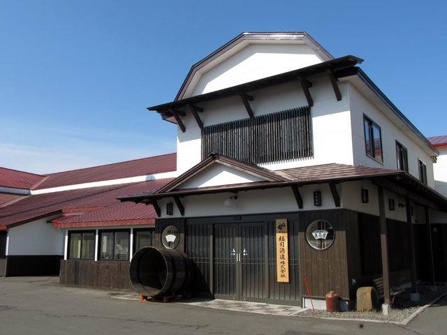 「福司」の蔵元、福司酒造は釧路で唯一の蔵元