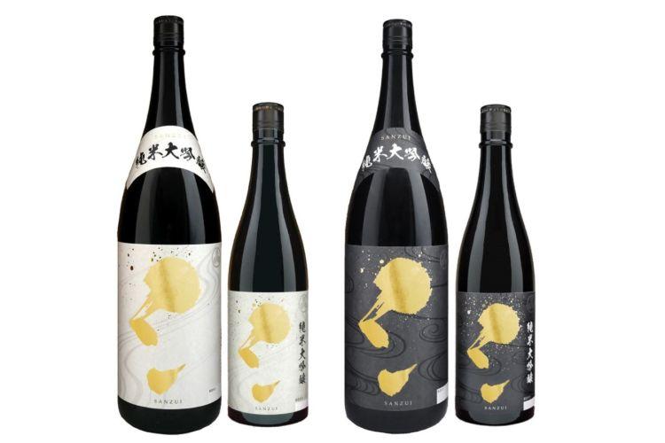 創業270周年を機に新杜氏が挑んだ「さんずい 純米大吟醸」2商品を4月20日リニューアルして新発売!