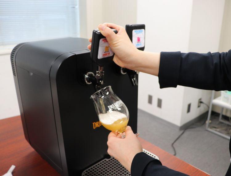 自宅にいながら全国各地のクラフトビールが味わえる!DREAMBEERの画期的な新サービスを体験。