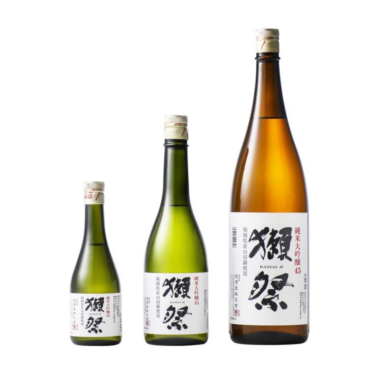 栃木、福岡など産地別の山田錦を100%使用した「ご当地獺祭」を各県にて販売