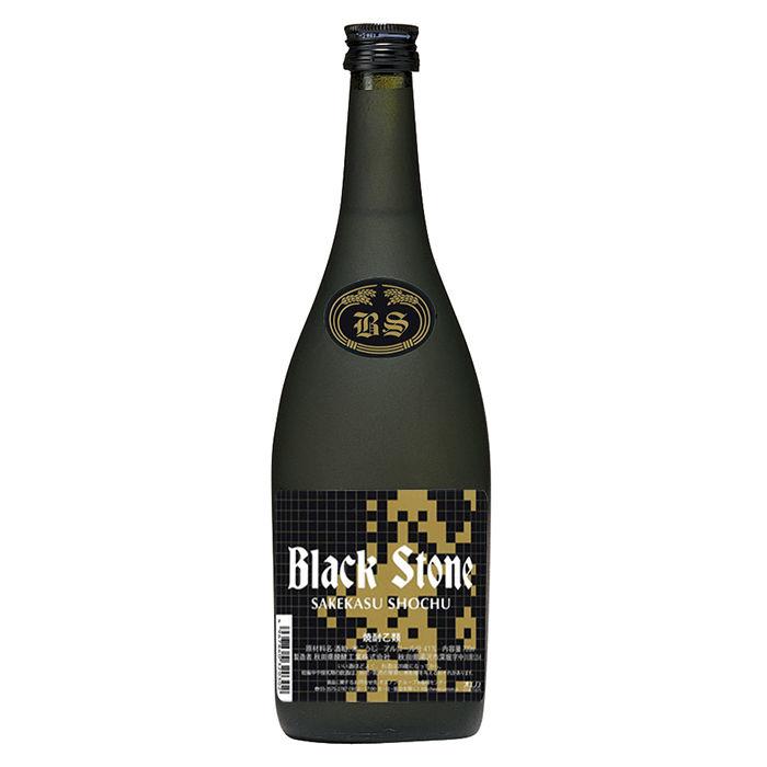 「ブラックストーン」は単式蒸溜機で蒸溜される乙類焼酎