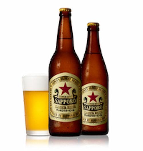 赤星と呼ばれる「サッポロラガービール」