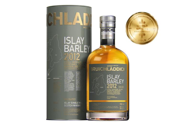 シングルモルト・スコッチウイスキー「ブルックラディ アイラ・バーレイ2012」が数量限定で販売開始