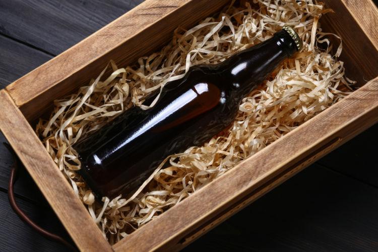 ビールを早く確実に送る方法とは?