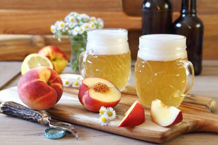桃を使ったビールの魅力とは? おすすめの銘柄も紹介