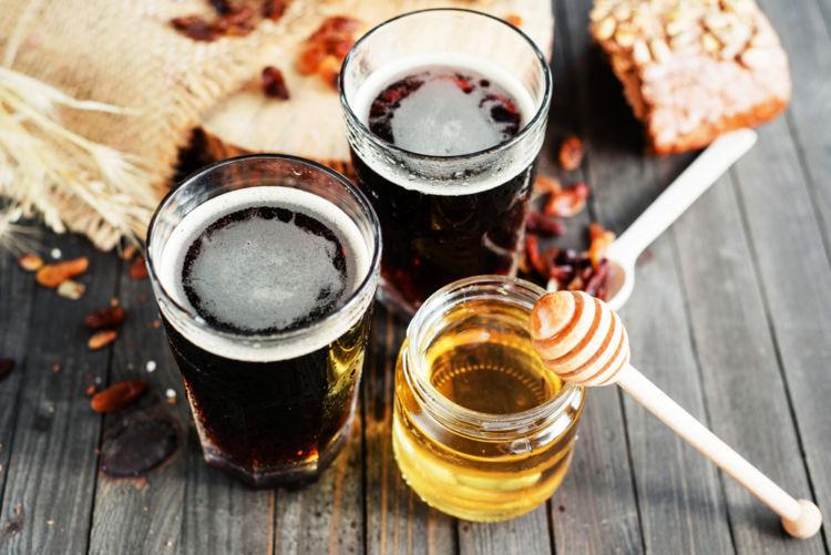 蜂蜜とビールの相性はピッタリ! 蜂蜜ビール(ハニービール)の魅力