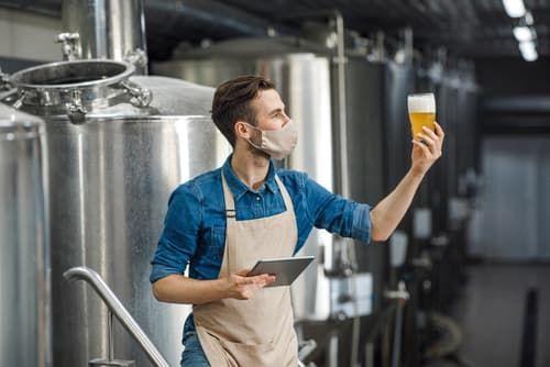 ビール製造へのこだわり