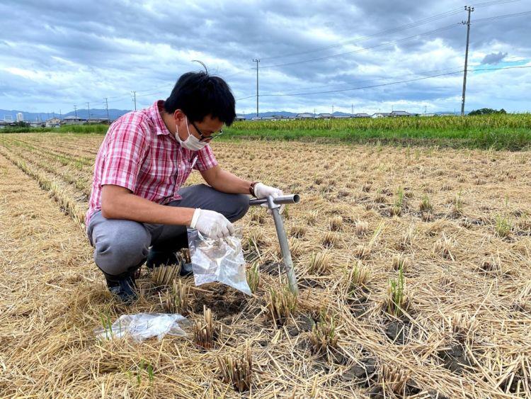 おいしく飲んで、持続可能な農業を応援