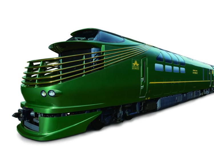 寝台列車TWILIGHT EXPRESS 瑞風が「ファンヴィーノ ワイン・Sakeサーバー」を採用