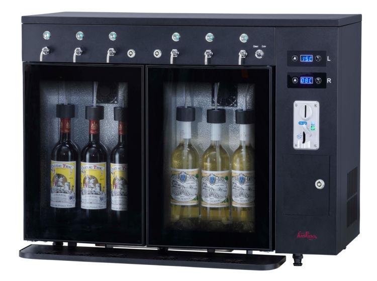 「ファンヴィーノ ワイン・Sakeサーバー」の特徴