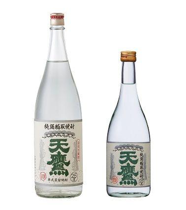 焼酎「天鷹」は酒造りに最適な風土のなかで造られる