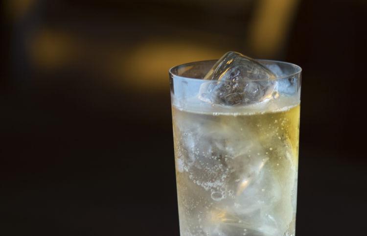 アルコール度数を極力落としながら味わいを表現「微アルハイボール」