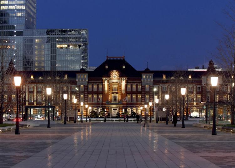東京ステーションホテルについて