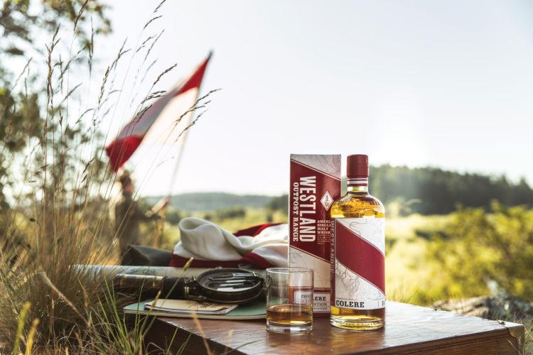 アメリカン・シングルモルト・ウイスキー「ウエストランド」より数量限定品「コレレ エディション1」発売