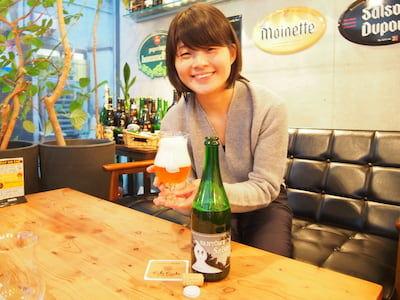 ラベルデザインも特徴的で味わいもおすすめなのがベルギービールの「ファントム(Fantome)」シリーズ。