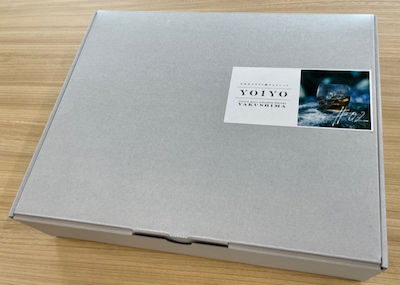 豪華なボックスに入った「YOIYO屋久島エージング」