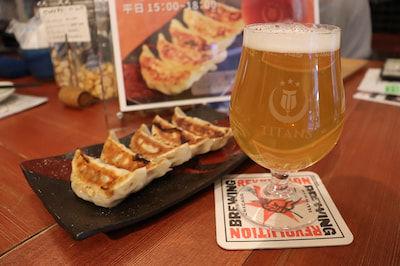 餃子1人前&お好みのビール