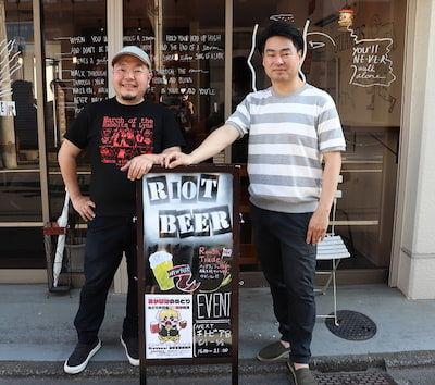 左:山田さん 右:江幡さん