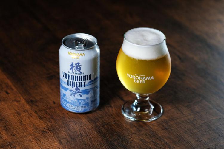 """""""横浜ビール""""缶ビール第2弾!横浜の小麦を使用した爽やかな白ビール「横浜ウィート」新登場"""