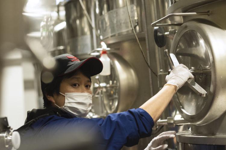 ヨコハマには横浜のビールがある
