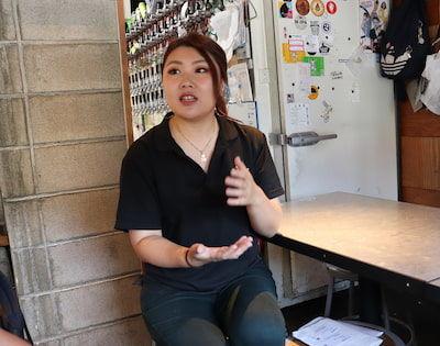 ビールを愛する、IBREW 新橋駅前店 店長 赤羽根さん