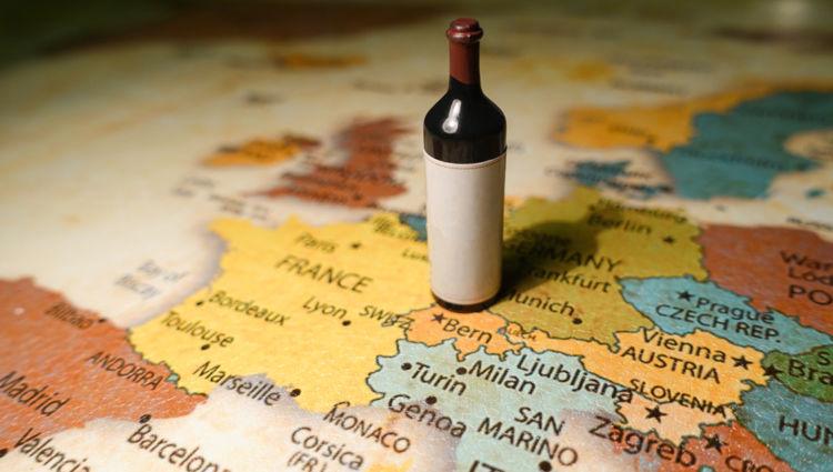 「ワインマップ」はワイン好きに最適! ワインを学べるおしゃれアイテムの魅力とは?