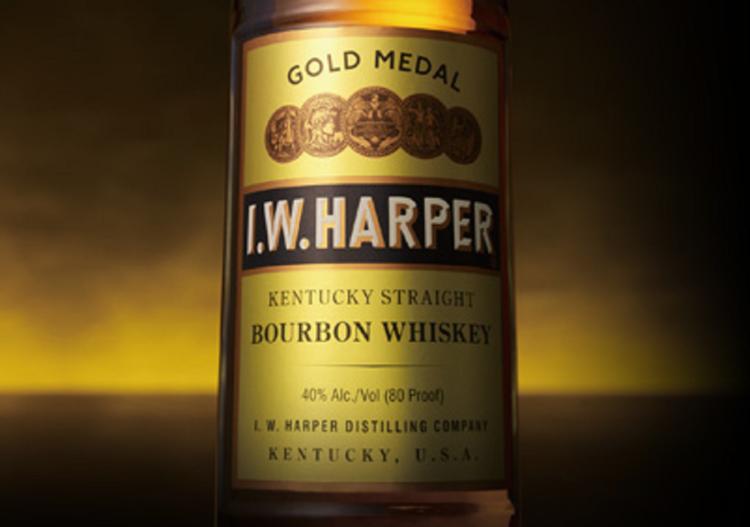 「I.W.ハーパー」は洗練された味わいのスタイリッシュなバーボンウイスキー《シニアソムリエ監修》