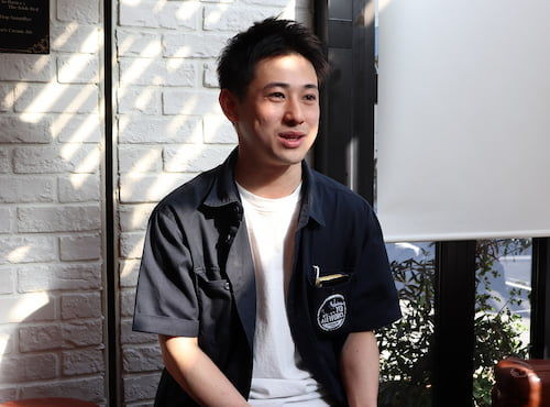 ビールを愛する、Tokyo Aleworks Taproom  Itabashi 店長 五月女さん