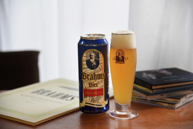 ドイツを代表する作曲家をイメージ【ドイツ三大作曲家ビール】