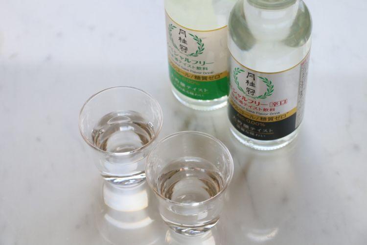 アミノ酸などを組み合わせ、大吟醸テイストを再現