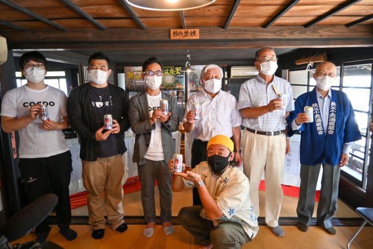 日本各地のお祭りを応援「COEDO MATSURI YELL PROJECT」