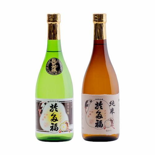 於多福 純米酒セット