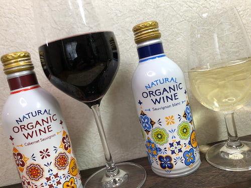 ナチュラルオーガニックワイン赤白