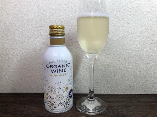 ナチュラルオーガニックワイン スパークリング