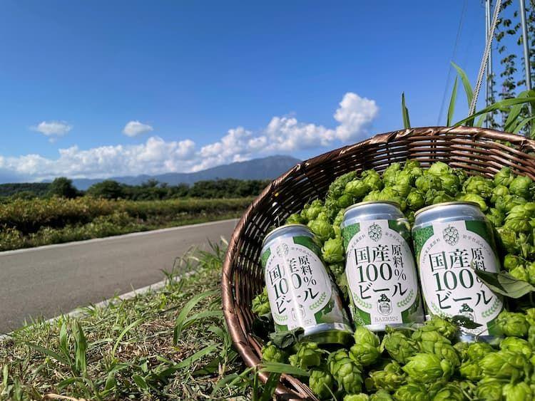 岩手のベアレン醸造所製造の「国産原料100%ビール」の第2弾が10月に生協で数量限定発売