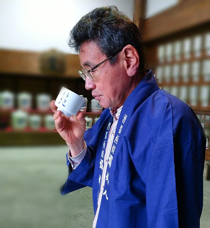 福美人酒造(ふくびじんしゅぞう) 島社長