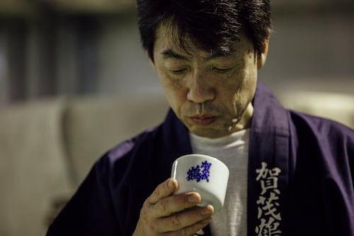 賀茂鶴酒造 友安総杜氏