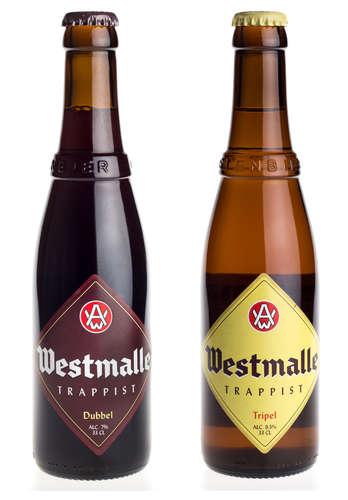 ベルギーの代表的なトラピストビール