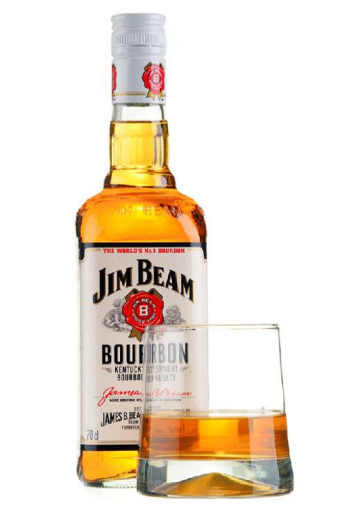 バーボン市場の4割を占める「ジムビーム」