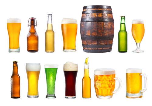 ビールの樽、瓶、缶、それぞれ何が違うの?