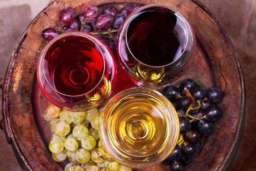 ワインの甘口と辛口