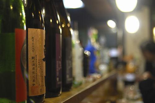 日本酒の大敵は、紫外線、空気、急激な温度変化