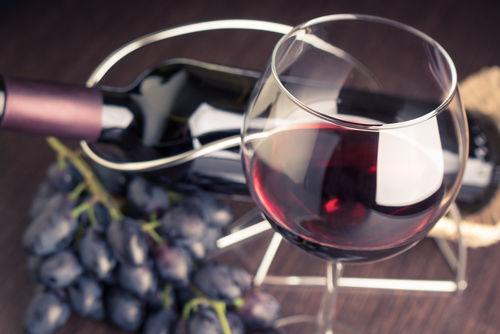 赤ワインの味わいを作る成分と要素