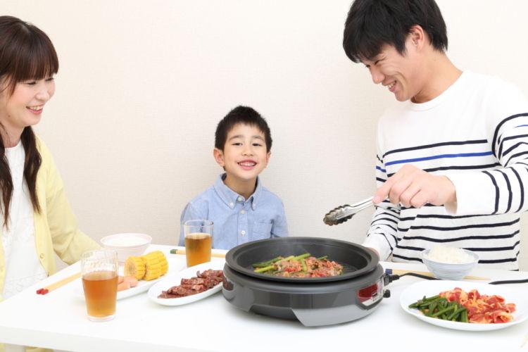月末の金曜日は親子でお料理! ~親子でワイワイ!お家で快適♪ おしゃれBBQ~