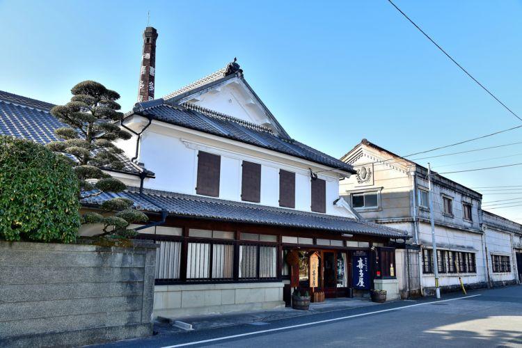 福岡県南部で、200年を超える醸しの歴史を有する