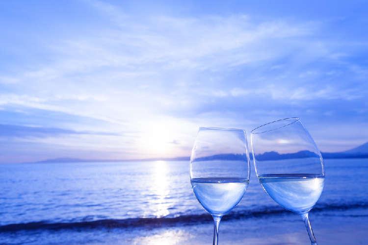 ワイングラスが生酒の魅力をさらに引き出す!