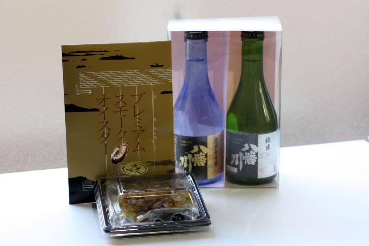 広島県産の酒米を使用した2種類の地酒