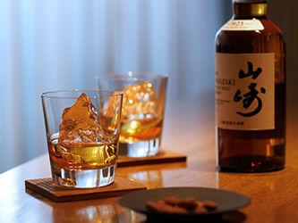 山崎の魅力は、飲み方を問わないこと